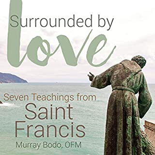 Surrounded by Love audiobook cover art