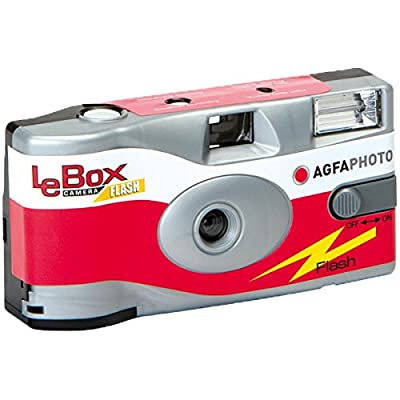AgfaPhoto LeBox Ocean 400 Disposable Cameras from