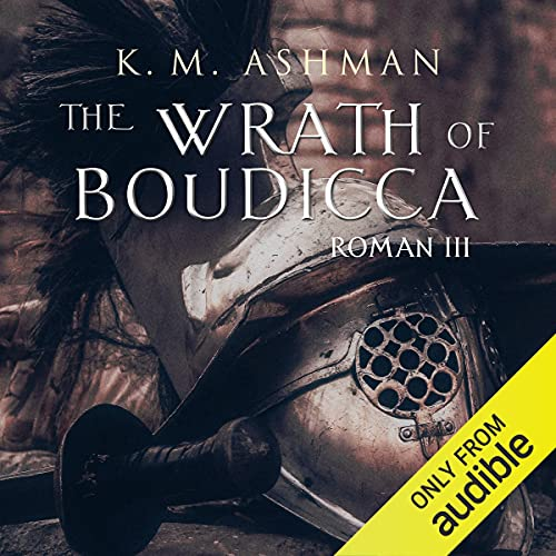 Roman III: The Wrath of Boudicca cover art