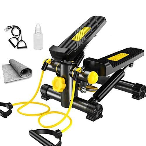 anking Mini Stepper, Aerobic-Stepper, Maximal Bis 130Kg, Fitness Abnehmen Schöne Beine, Multifunktionales Fahrrad