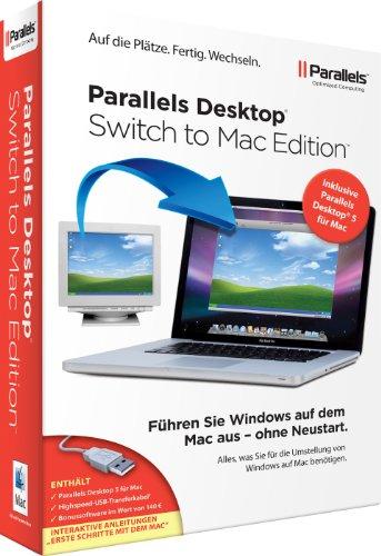 Parallels Deskt für Mac 5 Switch to Mac [import allemand]