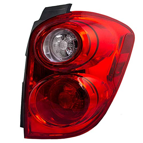HEADLIGHTSDEPOT Tail Light Compatible with Chevrolet Equinox 2010-2015 Includes Right Passenger Side Tail Light