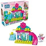 MEGA Bloks set de bloques de construcción de sirena con unicornio (Mattel GKX80)