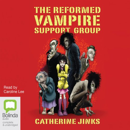 The Reformed Vampire Support Group audiobook cover art