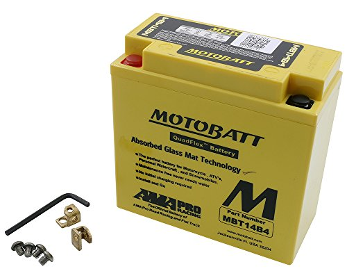 Batterie MOTOBATT für Yamaha XVS 1100 A Dragstar Classic VP161 2003-2005 [inkl. 7.50 Euro Batteriepfand]