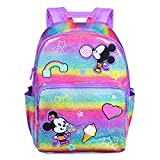 Disney Mickey and Minnie Mouse Backpack Multi