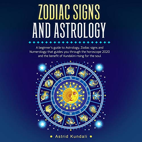 Zodiac Signs and Astrology cover art