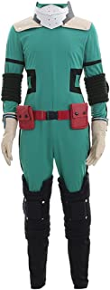 Men's Suit for My Hero Academia Akademia Izuku Midoriya Cosplay