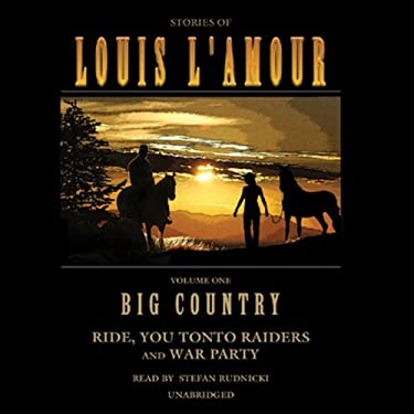 Big Country: Stories of Louis L'Amour, Vol. 1