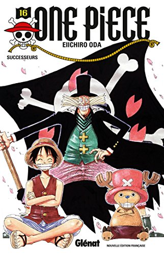 One piece, Volume 16