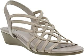 6b51b3a07a59 Impo RADMILLA Stretch Wedge Sandal