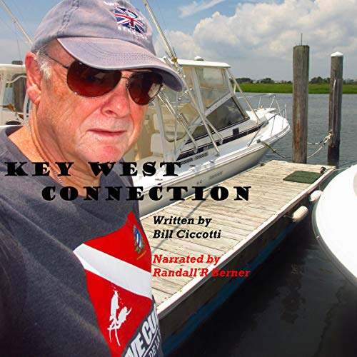 Key West Connection audiobook cover art