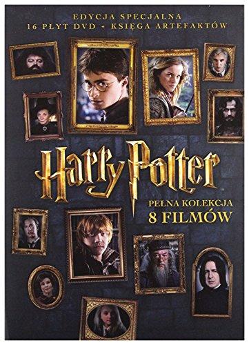 Harry Potter - Complete 8-Film Collection + Gratis (BOX) [16DVD] (IMPORT) (Keine deutsche Version)