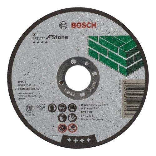 Bosch 2 608 600 385 - Disco de corte recto Expert for Stone