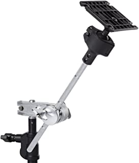 Alesis Multipad Clamp | Universal Percussion Pad Mounting System With 15-Inch Boom Arm and Ball / Joint Socket for Ultimate Positioning