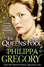 Philippa Gregory 9 - Books Collection (Virgin Earth, Earthly Joys, Wideacre, The Favoured Child, The Queens Fool, The Bole...