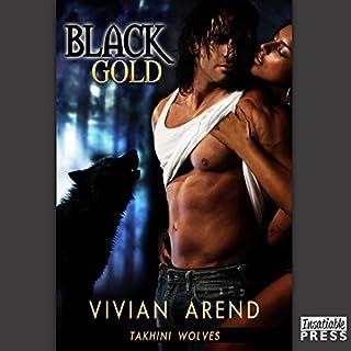 Black Gold audiobook cover art