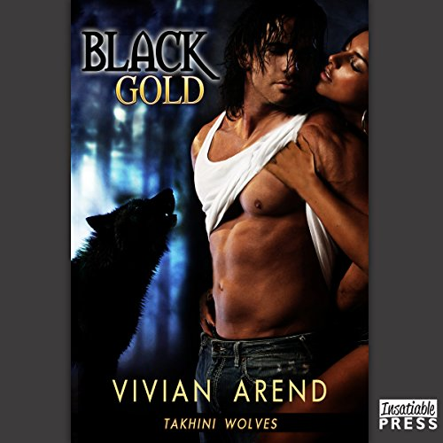 Black Gold audiobook cover art