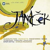 Janacek: Glagolitic Mass, Sinfonietta, Piano Works, Songs by L. Janacek (2009-02-24)