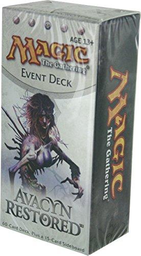 Magic the Gathering - Avacyn Restored Event Decks - Humanity's Vengeance