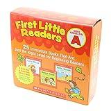 スカラスティック First Little Readers レベル A 英語教材 25冊セット CD付