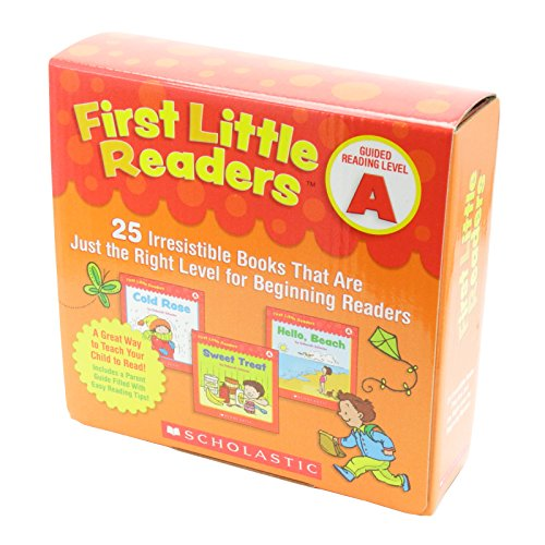 Scholastic First Little Readers レベル A 英語教材 25冊セット CD付