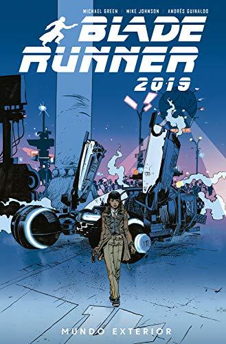 Blade Runner 2019 2. Mundo Exterior