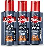 Alpecin Champú Cafeína C1 3x