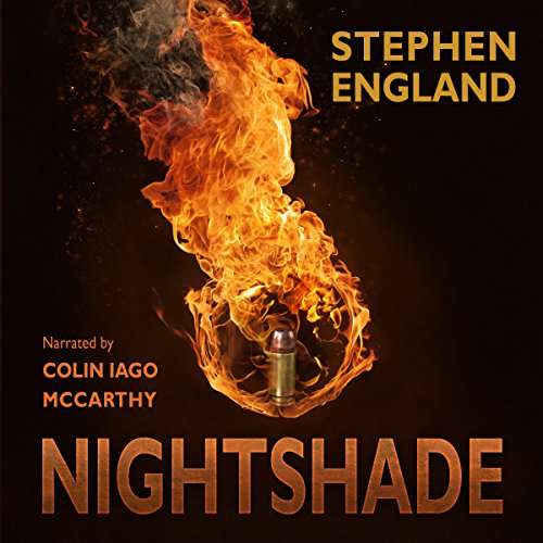 Nightshade Audiobook By Stephen England cover art