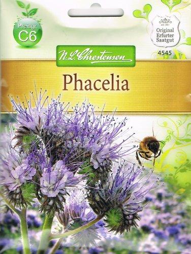 Chrestensen Phacelia Bienenweide Gründüngung