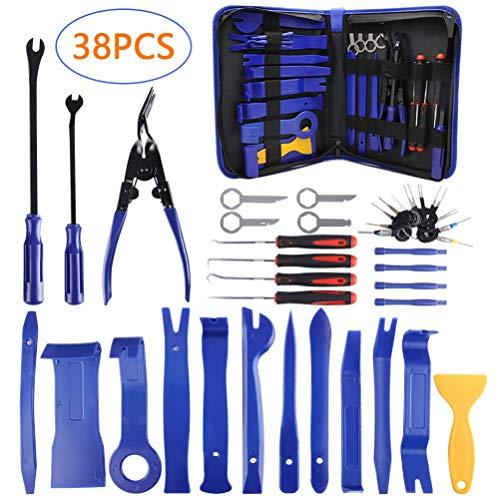 AUTDER-38 kit de herramientas de extracción de neumáticos