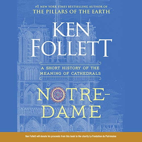 Notre-Dame audiobook cover art