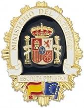 Albainox 9243 badge, uniseks, volwassenen, eenheidsmaat