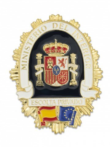 Albainox 9243 Insignias, Unisex Adulto, Multicolor, Talla Única