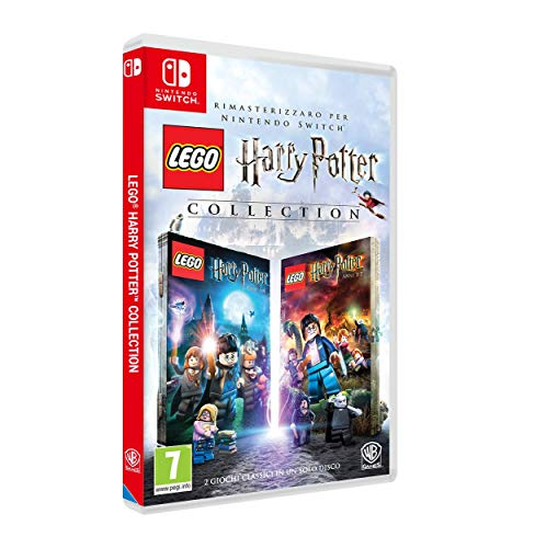 Switch Lego Harry Potter Collection - Nintendo Switch