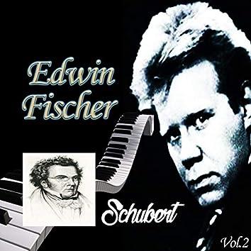 Edwin Fischer - Schubert, Vol. 2