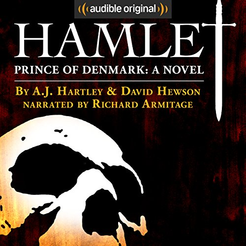 Hamlet, Prince of Denmark: A Novel audiobook cover art