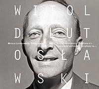 Lutoslawski: Opera Omnia, Vol. 4 by NFM Wroclaw Philharmonic Orchestra