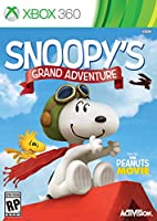 Peanuts Movie: Snoopy's Grand Adventure [並行輸入品]