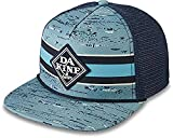DAKINE Classic Diamond Trucker Gorra de béisbol, Unisex-Adult, Neppstrip, One Size