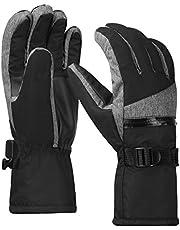 Terra Hiker skidhandskar, termiska Thinsulate handskar för vintersport