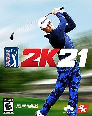 PGA Tour 2k21 Twister Parent