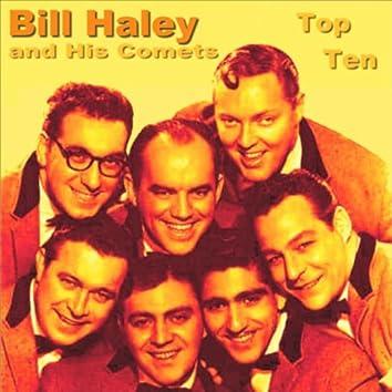 Bill Haley Top Ten