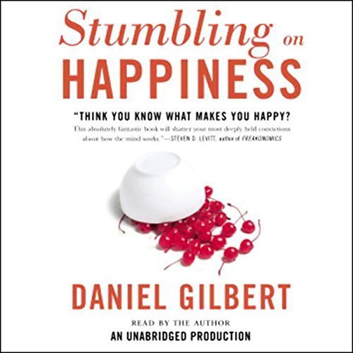 Stumbling on Happiness  By  cover art