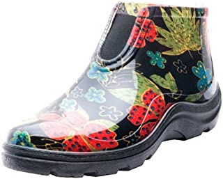 Sloggers Women's Waterproof Rain and Garden Ankle Boots...