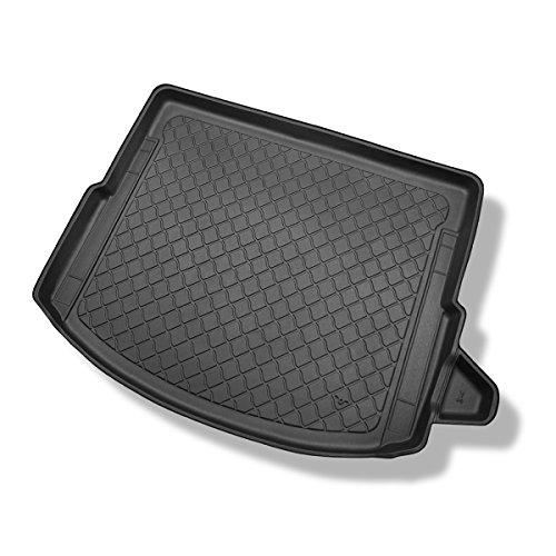 Mossa Kofferraummatte - Ideale Passgenauigkeit - Höchste Qualität - Geruchlos - 5902538558525