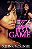 Think It's A Game (English Edition)