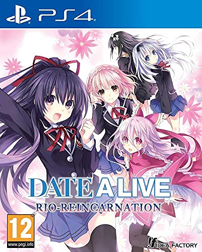 DATE A LIVE: Rio Reincarnation (PS4)
