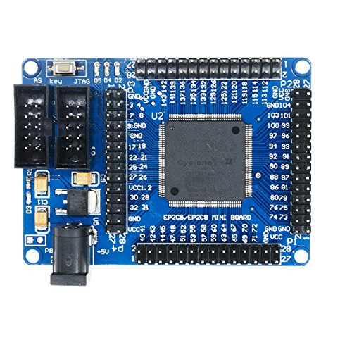 diymore ALTERA FPGA Cyslonell EP2C5T144 Minimales Systementwicklungsboard (EP2C5T144 Development Board)