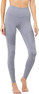 Women's High Waisted Moto Legging